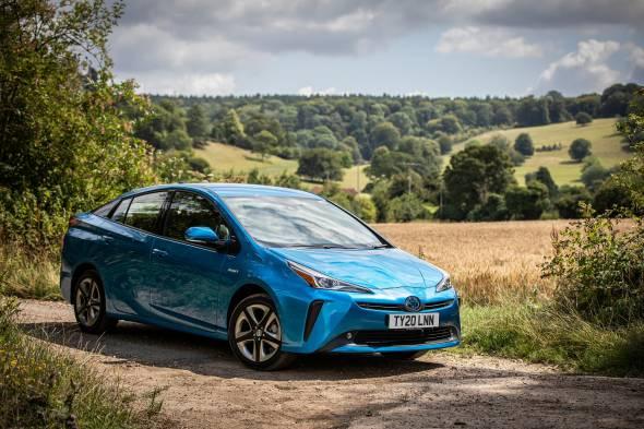 Toyota Prius AWD review