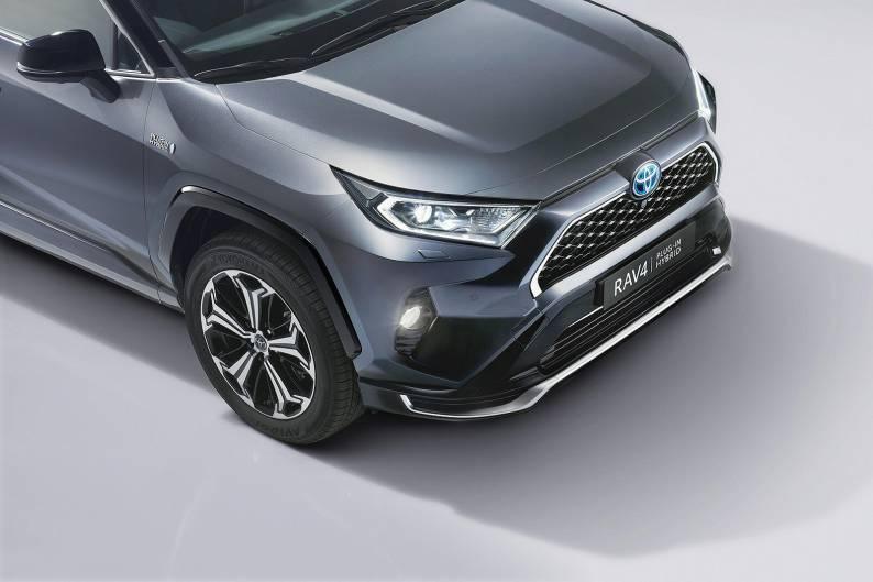 Toyota RAV4 Plug-in review