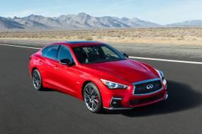 Infiniti Q50 (2014 - 2020) used car review