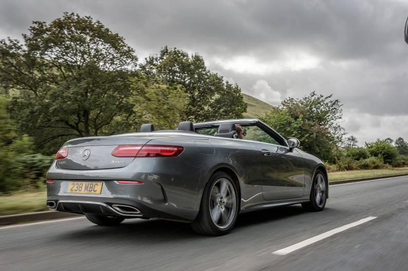 Mercedes-Benz E-Class Cabriolet [A238] (2017 - 2020) used car review