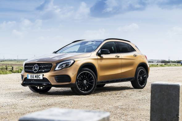 Mercedes-Benz GLA (2017 - 2020) used car review