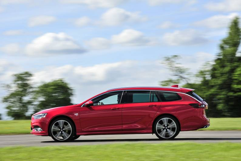 Vauxhall Insignia Sports Tourer (2017 - 2020) used car review