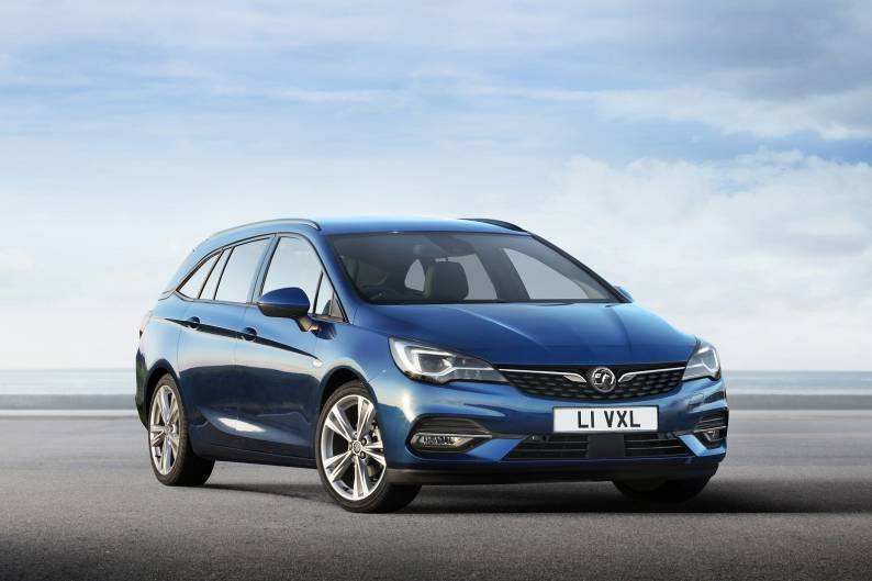Vauxhall Astra Sports Tourer review