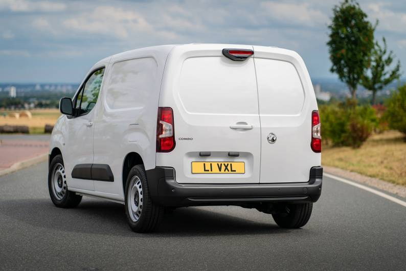 Vauxhall Combo Cargo review