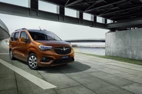 Vauxhall Combo e-Life review