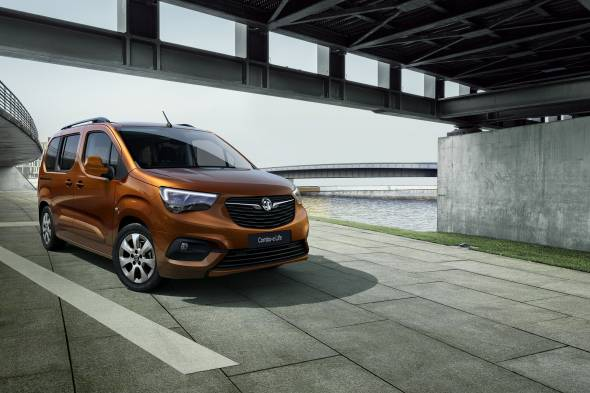 Vauxhall Combo-e Life review