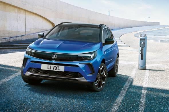 Vauxhall Grandland Hybrid review