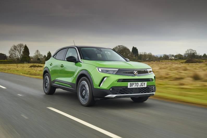 Vauxhall Mokka-e review