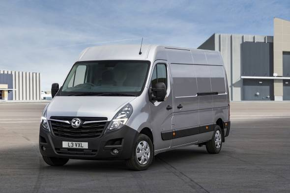 Vauxhall Movano review