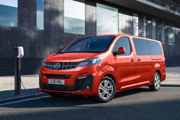Vauxhall Vivaro e-Life review