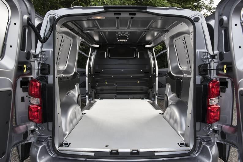 Vauxhall Vivaro review