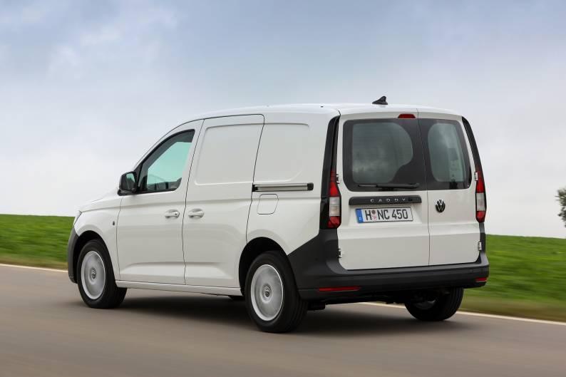 Volkswagen Caddy Cargo review