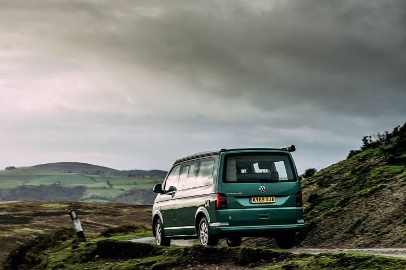 Volkswagen California 6.1 review