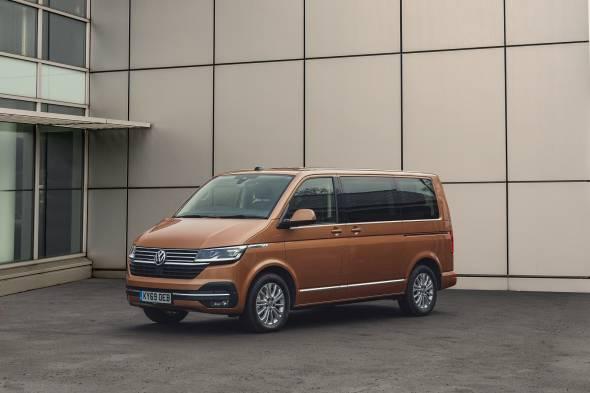 Volkswagen Caravelle 6.1 review