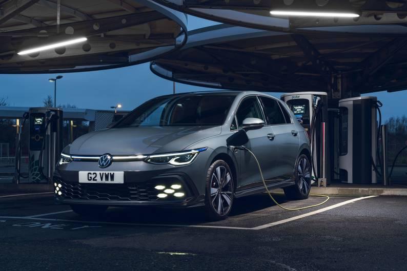 Volkswagen Golf GTE review
