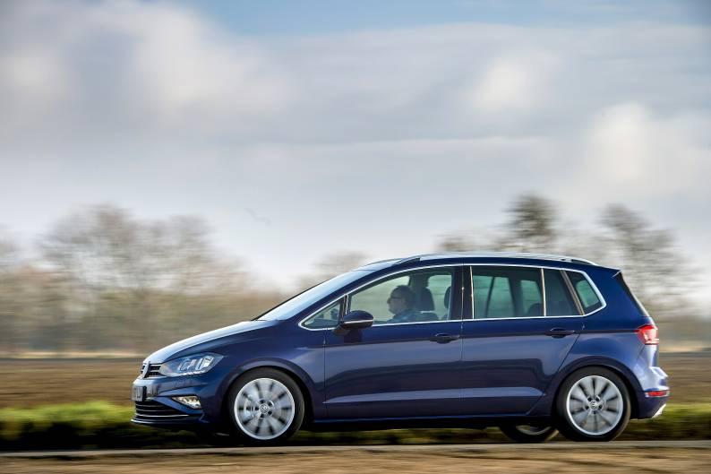 Volkswagen Golf SV review