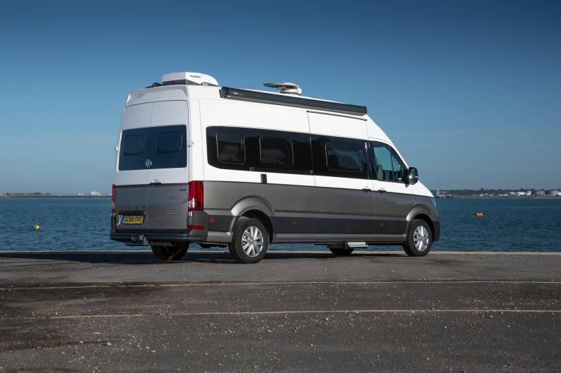 Volkswagen Grand California review