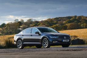 Volkswagen Passat review