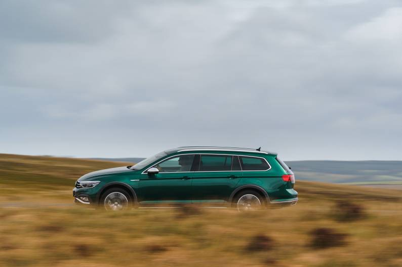 Volkswagen Passat Alltrack review