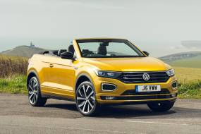 Volkswagen T-Roc Cabriolet review