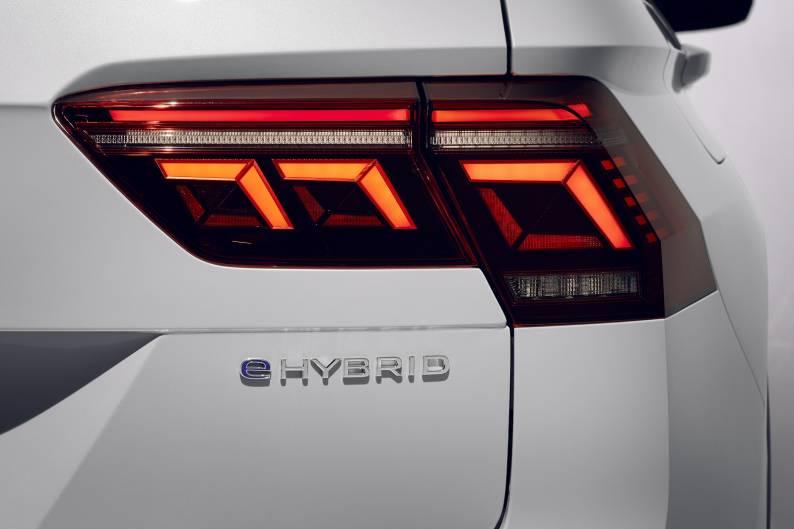 Volkswagen Tiguan eHybrid review