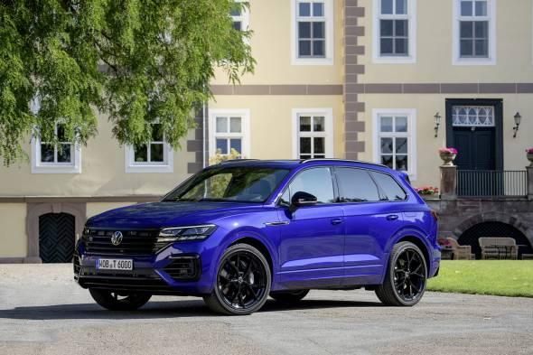 Volkswagen Touareg R review
