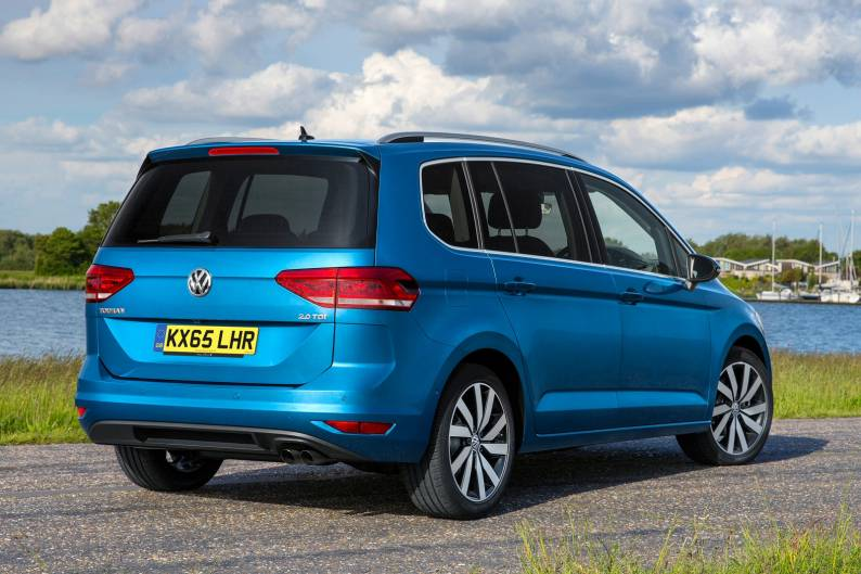 Volkswagen Touran review