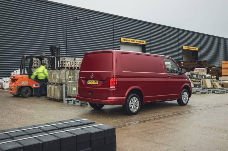 Volkswagen Transporter 6.1 review