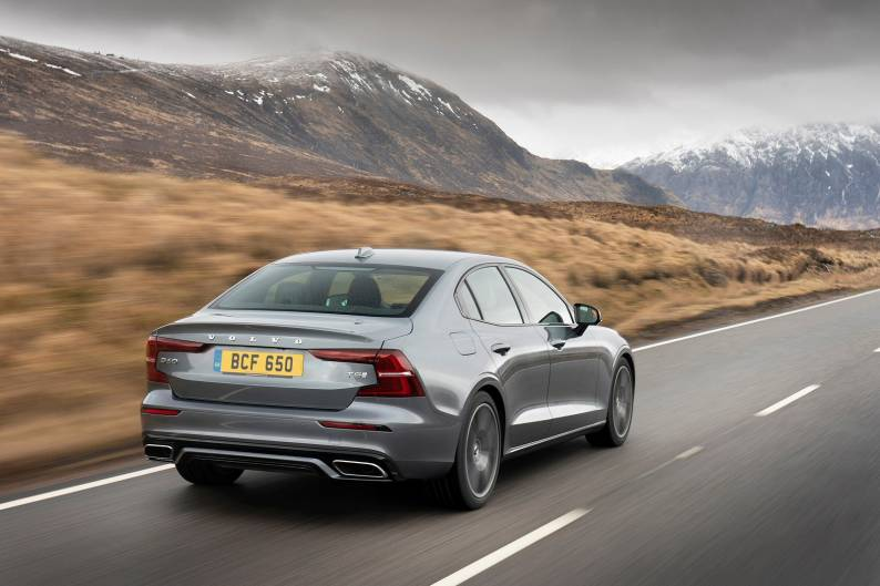 Volvo S60 review