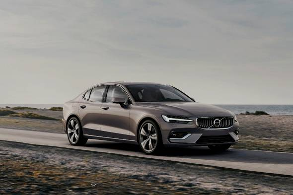 Volvo S60 Recharge T8 Plug-in hybrid review