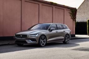 Volvo V60 Recharge T6 Plug-in hybrid review