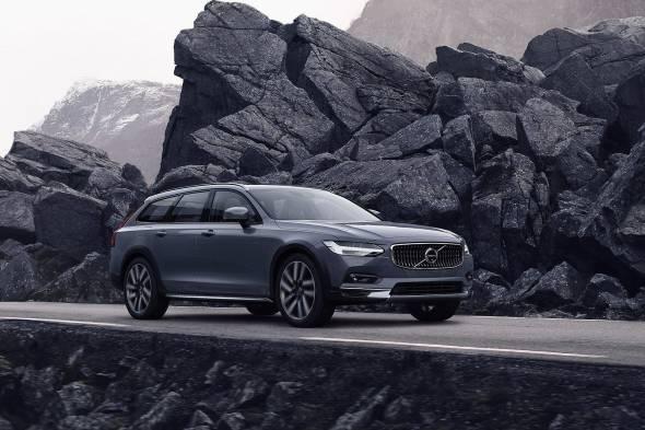 Volvo V90 Cross Country review