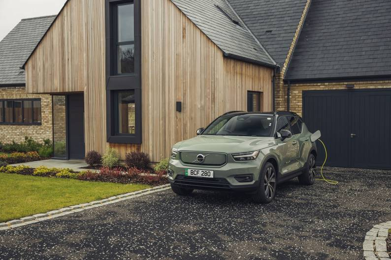 Volvo XC40 Recharge P8 Pure electric review