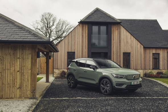 Volvo XC40 Recharge Pure Electric AWD review