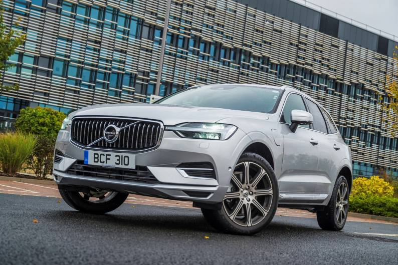Volvo XC60 Recharge T8 Plug-in hybrid review