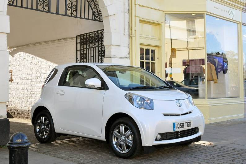 Toyota iQ (2009 - 2014) used car review