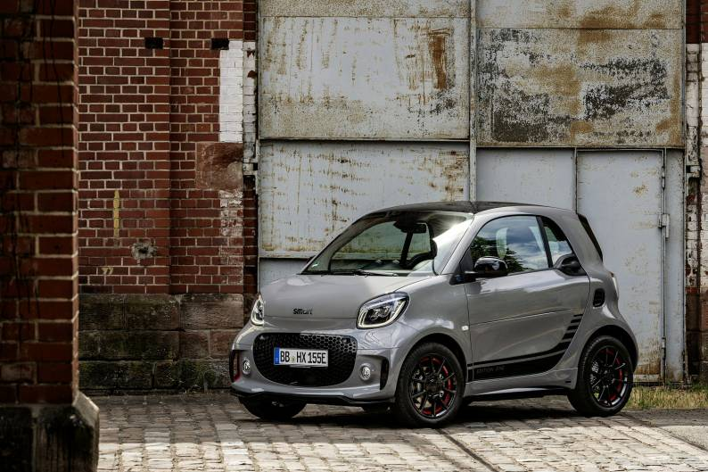 smart EQ fortwo review
