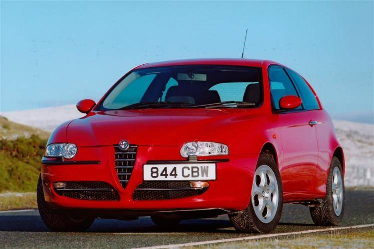Alfa Romeo 147 (2000 - 2005) used car review