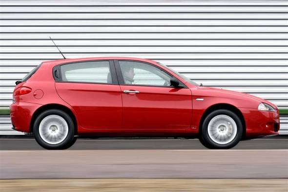 Alfa Romeo 147 (2005 - 2010) used car review