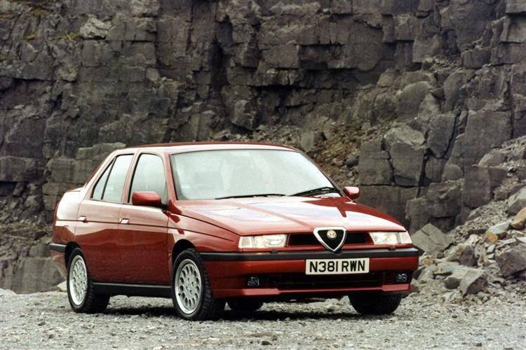 Alfa Romeo 155 (1992 - 1998) used car review