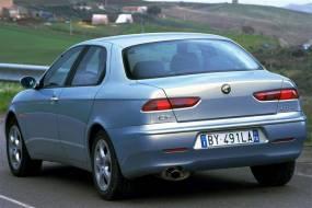 Alfa Romeo 156 (1998 - 2003) used car review