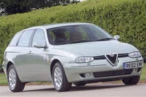 Alfa Romeo 156 Sportwagon (2000 - 2006) used car review