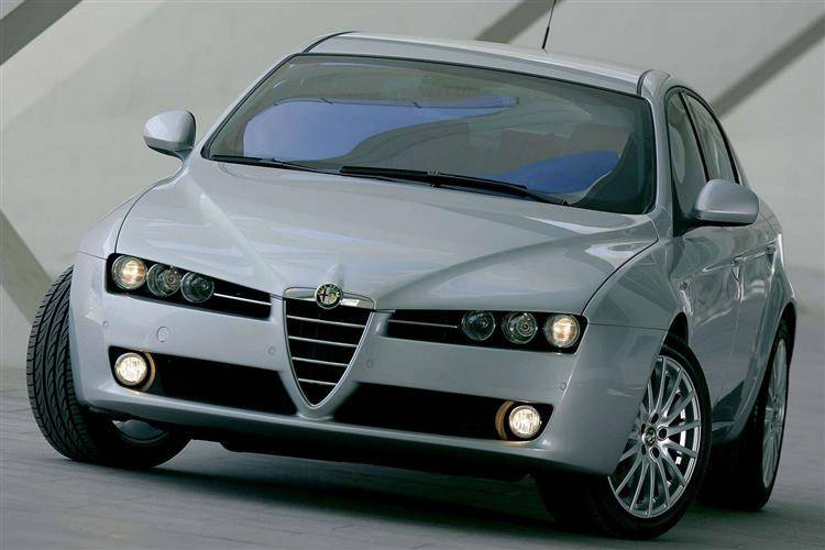 Alfa Romeo 159 (2006 - 2009) used car review