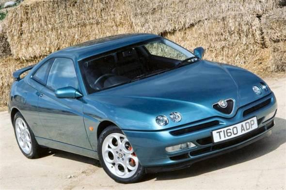 Alfa Romeo GTV (1996 - 2006) used car review