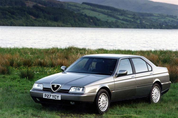 Alfa Romeo 164 >> Alfa Romeo 164 1988 1997 Used Car Review Car Review