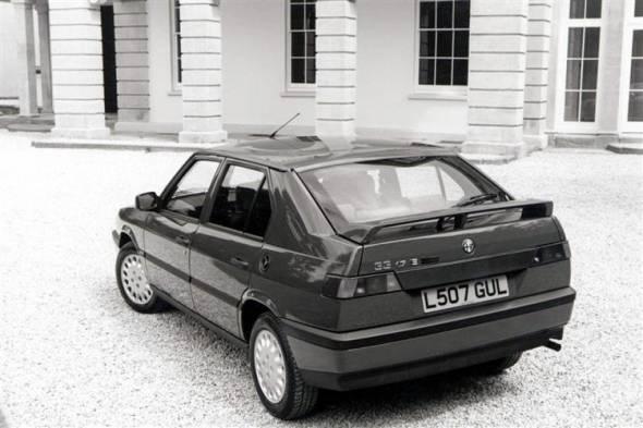 Alfa Romeo 33 (1985 - 1994) used car review