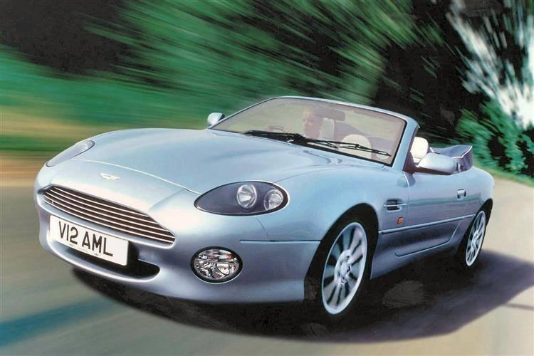 Aston Martin DB7 (1994 - 2004) used car review