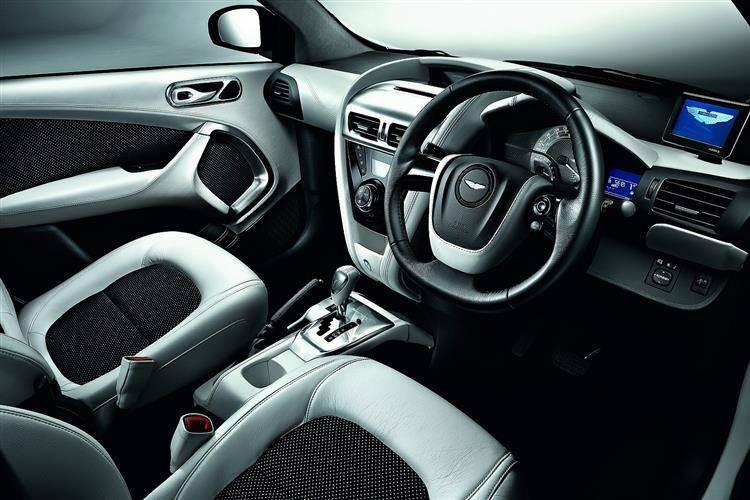 Aston Martin Cygnet (2011 - 2013) used car review