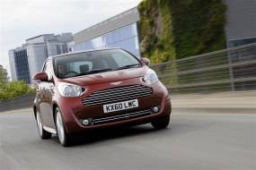 Aston Martin Cygnet (2011 - 2013) used car review