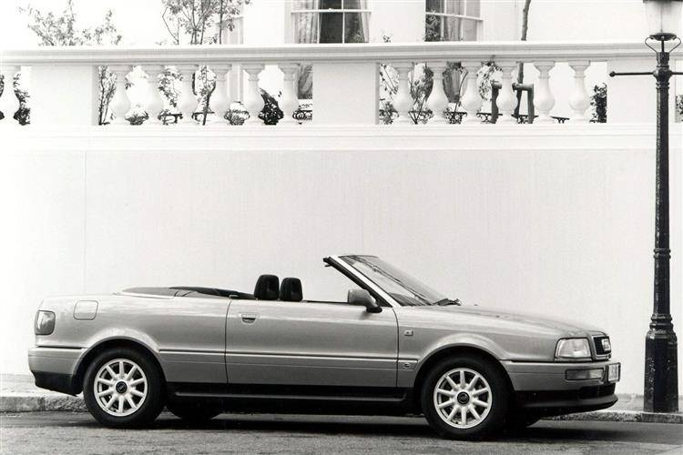 Audi Cabriolet (1992 - 2002) used car review